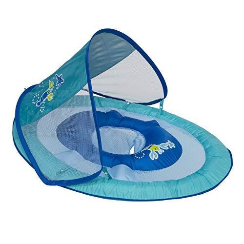 Swim Ways宝宝漂浮圈+遮阳棚 $7.13(约50.69元)