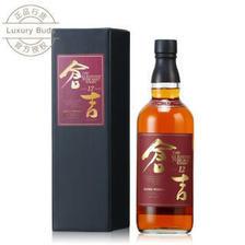 全球直采 仓吉 Kurayoshi 威士忌 日本原瓶进口 仓吉12年纯麦威士忌 688元