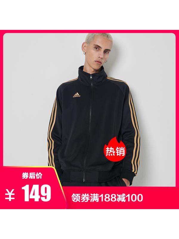 adidas 阿迪达斯 TR30J-BG 男款帽衫 139元包邮(需用券)