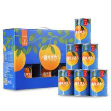 八享时糖水黄桃罐头礼盒425g*6 出口日本级 水果罐头 *4件 99元(合24.75元/件