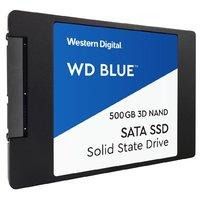 $54.99 WD SSD 500GB 蓝盘 3D NAND SATAIII