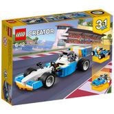 凑单品: LEGO 乐高 创意百变组 31072 雷霆赛车 55.3元包邮(1件7折)