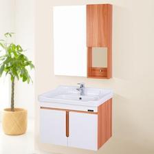 Roden 罗登 RD-Y802 挂墙式实木浴室柜组合 0.6m 799元包邮