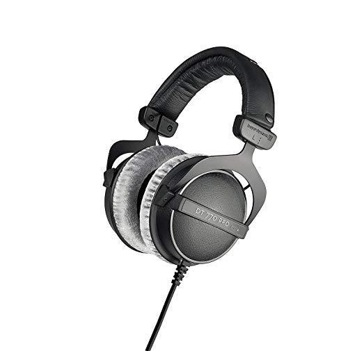 Beyerdynamic 拜亚动力 DT770 PRO 头戴式监听耳机 2 黑色 697.77元
