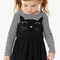 小童款$14.4 (原价$48) Carter's 儿童超萌万圣节装扮服饰3-3.75折起热卖