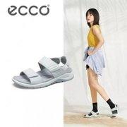19年春夏新款,限尺码 ECCO 爱步 X-trinsic 全速系列 女士真皮凉鞋 2.6折 直邮中国 ¥360.99'
