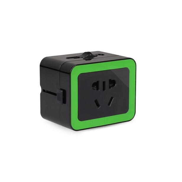 wonplug 万浦 双USB快充 多功能转换插头 48元包邮