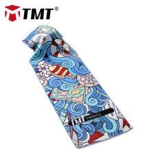 TMT 健身毛巾 吸汗速干降温运动冰巾 乘风破浪图案 20.81元