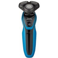 1件9折!【中亚Prime会员】Philips 飞利浦 全身水洗干湿两用电动剃须刀5000系列 S5050/05