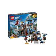 考拉海购黑卡会员: LEGO 乐高 CITY 城市系列 60174 山地特警总部 421.44元包邮包税'