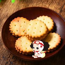 ddung冬己饼干 咸蛋黄/黑糖麦芽夹心小饼干106g*4袋 台湾网红零食 21.9元