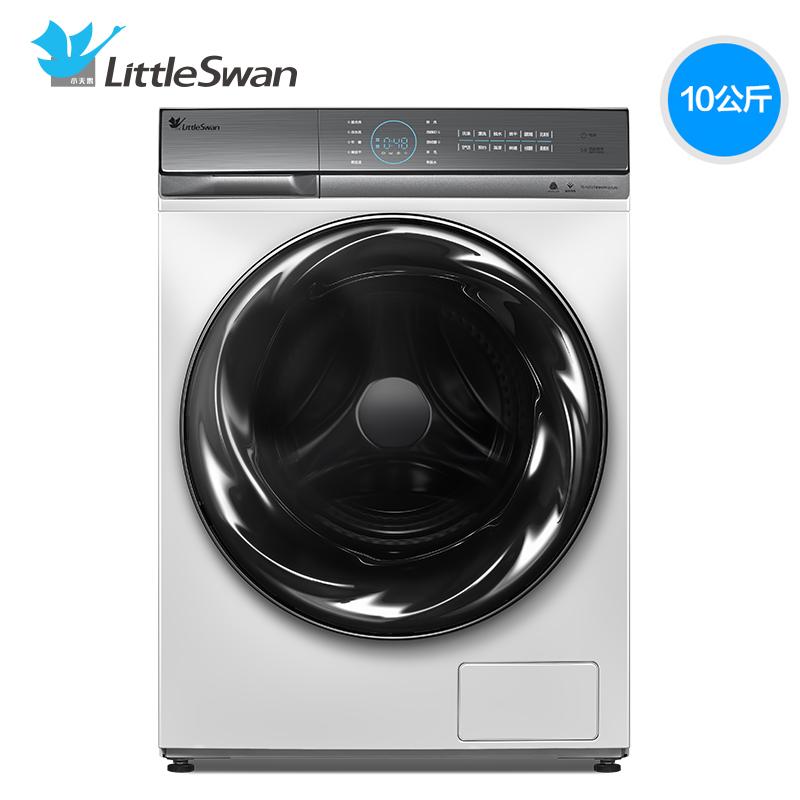 双11预售: LittleSwan 小天鹅 TD100VT818WMUIAD5 洗烘一体机 10kg 4999元包邮(定金100元,11日付尾款)