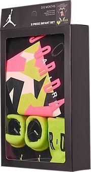 折合73.5元 Air Jordan 乔丹 婴儿三件套'
