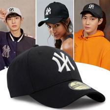 New Era MLB Basic 洋基 9Forty可调节棒球帽 prime凑单到手约111元