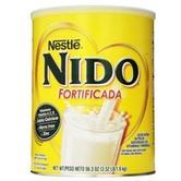 $13.57 大人小孩都合适 Nestle NIDO 雀巢升级配方全脂罐装奶粉 3.52磅