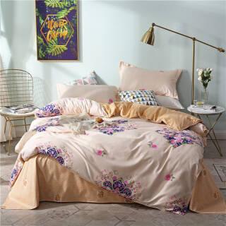 芦荟棉 床单四件套被套产品床上用品 69元