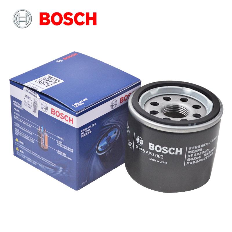 博世(BOSCH) AF0063 机油滤清器  券后10元