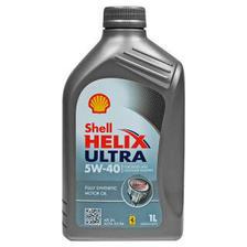 壳牌(Shell) Helix Ultra 超凡灰喜力 5W-40 SN 全合成机油 1L 37.9元