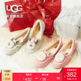 UGG 女士小猪乐福鞋 低至249元(需用券)