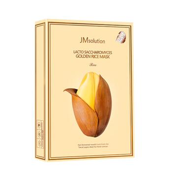 京东PLUS会员: JM solution 酵母乳黄金米面膜 10 143.28元包税包邮