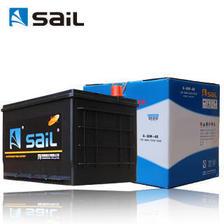 风帆(sail)汽车电瓶蓄电池6-QW-48 五菱之光宏光扬光 以旧换新上门安装 厂家直
