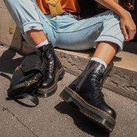 现价79.99(原价$140) 起 Dr. Martens 1460 男女经典款款黑色马丁靴