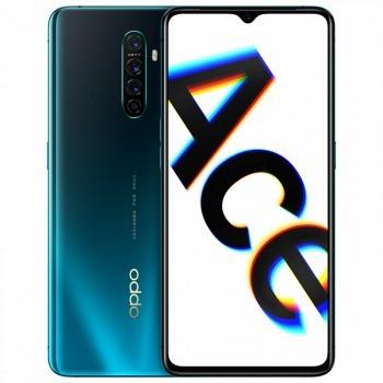 苏宁易购 双11预售: OPPO Reno Ace 智能手机 8GB+128GB 星际蓝 2999元包邮(需100元定金,1日付尾款)