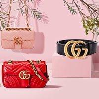 Gucci 经典双G围巾¥1348 Unineed 中文网 Gucci 经典美包、围巾、墨镜热卖 收明星