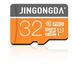 历史低价: JINGONGDA 金弓达 microSD内存卡 32 7.9元包邮