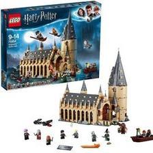 历史低价、考拉海购黑卡会员: LEGO 乐高 哈利·波特系列 75954 霍格沃茨大礼