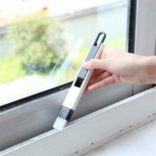 kavar 米良品 多用途厨卫门窗凹槽清洁刷 2只装  券后9.9元包邮