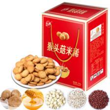 万美 猴菇米稀饼干礼盒装1020g 券后¥17.9