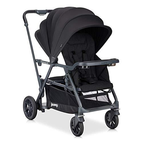 JOOVY Caboose S 标准双人儿童推车 $369.99(约2624.01元)
