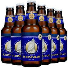 京东PLUS会员:NORTH COAST 北岸 贝雕 皮尔森精酿啤酒 组合装 355ml*6瓶 *7件 316.1