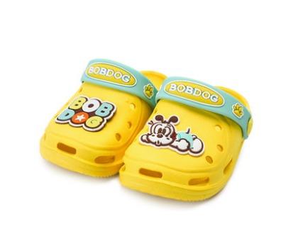 ¥16.9 哆果橙 巴布豆洞洞鞋 内长12.5-17.5cm