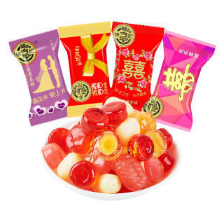 徐福记 硬糖 混合口味 750g *7件 79.3元(合11.33元/件)