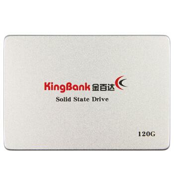 KINGBANK 金百达 KP330 SATA3 固态硬盘 120GB 96元包邮(需用券) ¥96