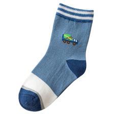 10双纯棉 秋冬季儿童袜子 ¥10