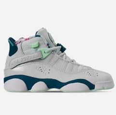 乔丹 Air Jordan 6 Rings 大童款篮球鞋