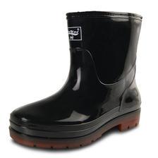 芭乐菲 男款短筒雨鞋 不加绒 15元(需用券) ¥15