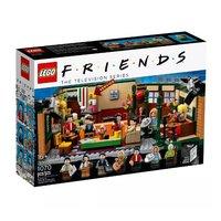 $59.99包邮 延期交货仍可下单 LEGO®官网 老友记中央公园21319