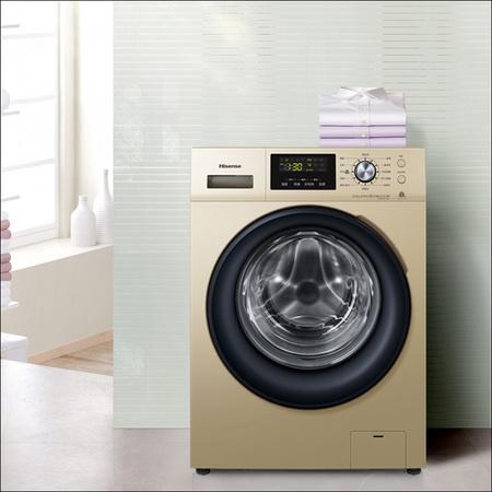 Hisense 海信 HG80DAA142FG 变频 全自动洗衣机 8KG 1469元包邮(需用券) ¥1469