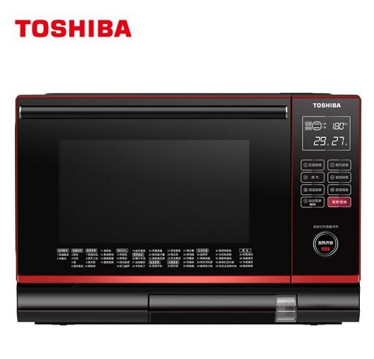 历史低价: TOSHIBA 东芝 ER-ST6260 微蒸烤一体机 26L 2079元包邮(需用券)