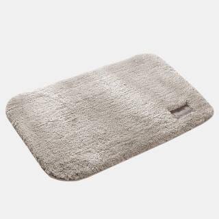 QUATREFOIL地垫玄关门垫厨房浴室吸水防滑垫 40*60cm米色 *4件 99.6元(合24.9元/件)