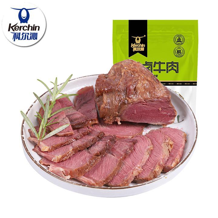 Kerchin 科尔沁 酱卤牛肉 五香味 200g 19.9元包邮 买手党-买手聚集的地方