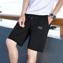 五分短裤 夏季卫裤运动潮宽松工装 券后14.9元