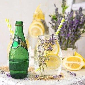 折合97.06元 Perrier 法国巴黎水 天然气泡矿泉水 500ml 24瓶装