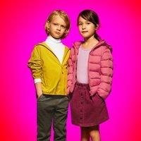 买2件立减$5 秋冬活动自如不穿厚 Uniqlo HEATTECH保暖系列儿童服饰限时优惠 保暖外套$29.9