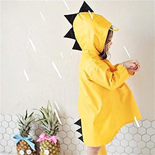 kavar 米良品 小恐龙儿童防水雨衣 39元包邮