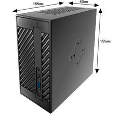 ASRock 华擎 DeskMini 110/COM 迷你台式电脑 860元包邮(需用券) ¥860